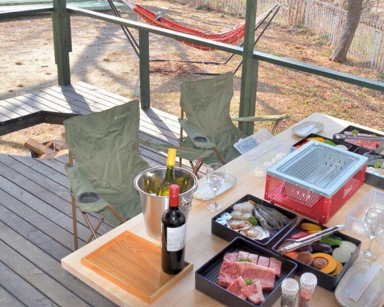 昭和ふるさと村の食事