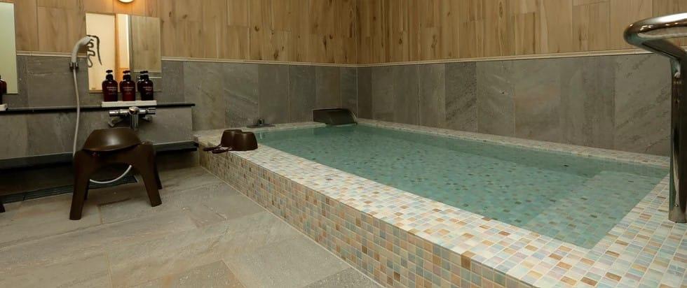 ウフフビレッジの大浴場