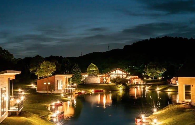 【関西8選】GO TOキャンペーン対象のグランピング施設・大自然の中で特別な時間を!