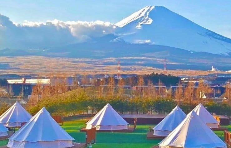 【静岡県】おすすめグランピング施設7選!東京から行きやすい!